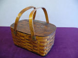 Mill lunch basket, Angus Gunn Jr., Grand Falls-Windsor