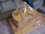 Ryland picnic basket, Deer Lake