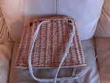 Trout Basket made by Anthony White, Flat Bay