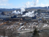 Pulp and paper mill, Corner Brook