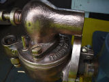 Carburetor on 6 Acadia engine restored by Max Clarke, Paradise