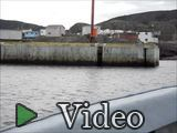 Video of entering Keels harbour