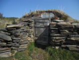 Photo of root cellar