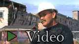 Russell, Lloyd, Port Union, Newfoundland.  Lloyd Russell discusses building restoration projects...