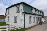 Exterior view of Aunt Sarah's Chocolate Shop in Trinity, NL.