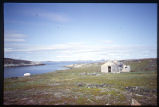 Church exterior, Double Island, Labrador