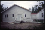 Moravian Church annex, Happy Valley-Goose Bay, Labrador