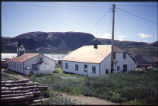 Nain church and Building, Nain, Labrador