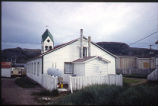 Nain Church North elevation, Nain, Labrador
