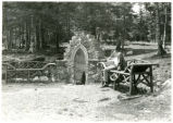 Father Duffy's Well circa 1948, Salmonier Line