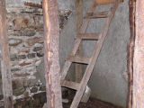 Griffin root cellar, interior entrance, Logy Bay-Middle Cove-Outer Cove
