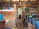 Murray 1, Interior View From Rear of Cellar, Portugal Cove-St. Phillips