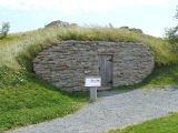 Root cellar replica, Geo Centre, St. John's