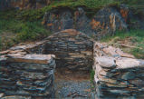 French's Cove 4 root cellar restoration, stage 1, Bay Roberts