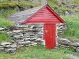French's Cove 4 root cellar, Bay Roberts