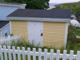 Tors Cove root cellar