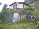 Bryant's Cove 6 root cellar