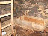 English Root Cellar, Interior Pound, Colliers