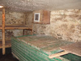 Government House Root Cellar, Interior Ventillation System, St. John's