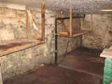 Government House Root Cellar, Interior Sump Pump, St. John's