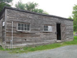 Botanical Garden Root Cellar, Carriage House Side Exterior, St. John's