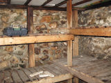 Botanical Garden Root Cellar, Interior Pounds, St. John's
