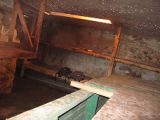 Government House Root Cellar, Interior Width View, St. John's