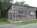 Botanical Garden Root Cellar, Carriage House Front Exterior, St. John's