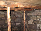 English Root Cellar, Interior Support, Colliers