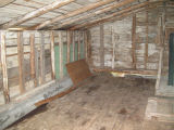 English Root Cellar, Shed Interior 2, Colliers