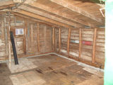 English Root Cellar, Shed Interior 1, Colliers