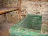 Government House Root Cellar, Interior Pounds labelled, St. John's