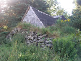 Harbour Grace root cellar 4, side, Harbour Grace, Newfoundland