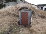 Mutford's Cove Root Cellar 1, Twillingate, Newfoundland