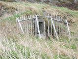 South Side Root Cellar 5, Twillingate, Newfoundland