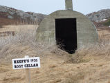 Lower Little Harbour Root Cellar 1, Twillingate, Newfoundland
