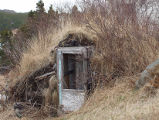 Purcell's Harbour Root Cellar 3, Twillingate, Newfoundland