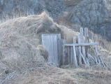 Bluff Head Cove Root Cellar 5 Twillingate, Newfoundland