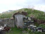 Crow Head Root Cellar 1 Twillingate, Newfoundland