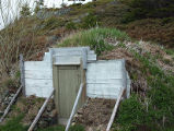 Bluff Head Cove Root Cellar 10, Twillingate, Newfoundland
