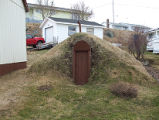 North Side Root Cellar 11, Twillingate, Newfoundland