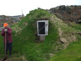 North Side Root Cellar 18, Twillingate, Newfoundland