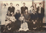 Gillis, Freda.  The Legge Family, Cartyville, NL