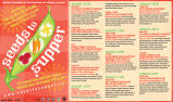 Schedule of events for the 3rd Annual Folklife Festival of Newfoundland and Labrador, Seeds to...
