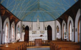 St. Patrick's  Roman Catholic Church 1. Colour photograph.