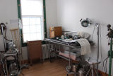 Photograph 3 of current museum room in the former men's ward in the Bonne Bay Cottage Hospital.