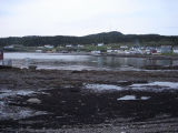 A view of Conche from across the water 2, Conche, Newfoundland.