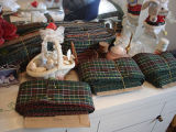 Coombs, Inga.  The Newfoundland tartan that Inga uses for her Newfoundland quilts, Main Brook.