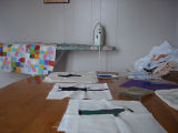 Patey, Gwen.  Materials and supplies for Gwen Patey's quilting projects, Quirpon.