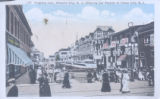 (003.01.030) Cards, two double-sided, colour pictures of Atlantic City, N.J., nd (2)